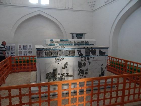 21. Najm ad-Din Mausoleum