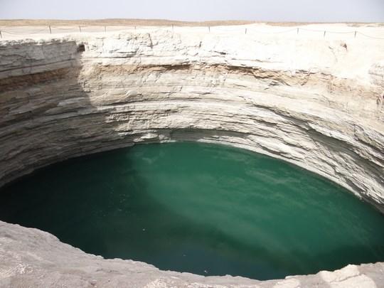 24. Lacul verde