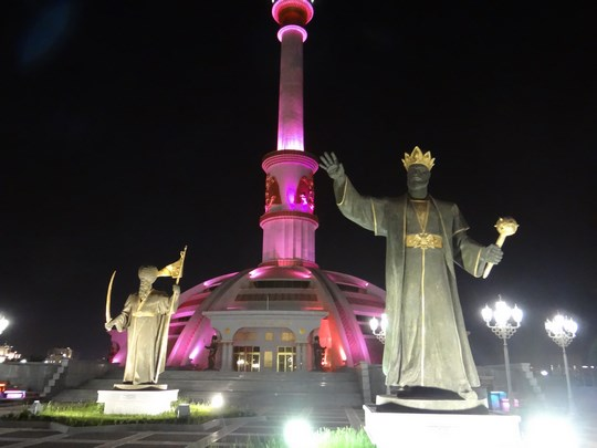 25. Monumentul Independentei