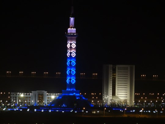 27, Monumentul Constitutiei
