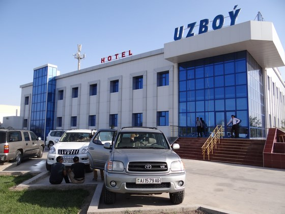 28. Hote Uzboy Dasoguz