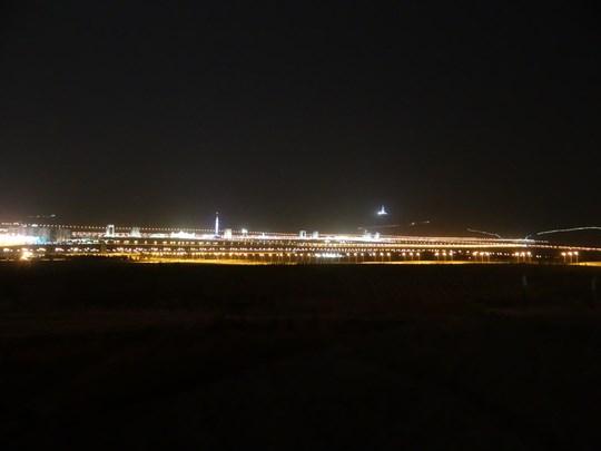 35. Ashgabat by night