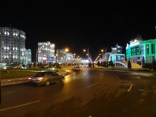 39. Bulevarde Asgabat