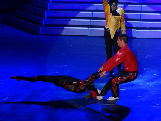 40. Michael Jackson Mardan Palace