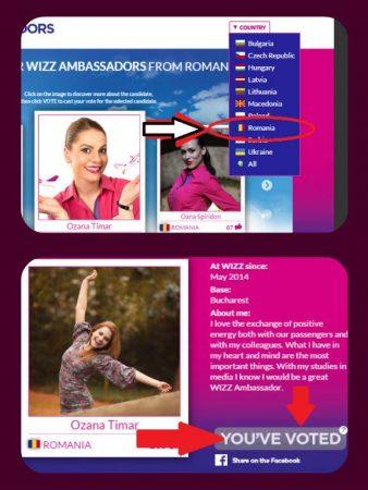 Ozana de la Wizz
