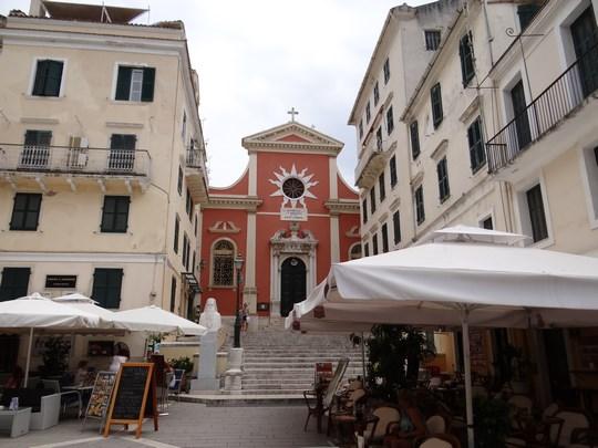 02, Strazile din Corfu vechi