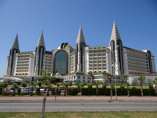 02. Hotel Delphin Lara