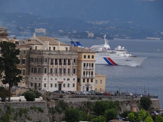 03. Corfu city