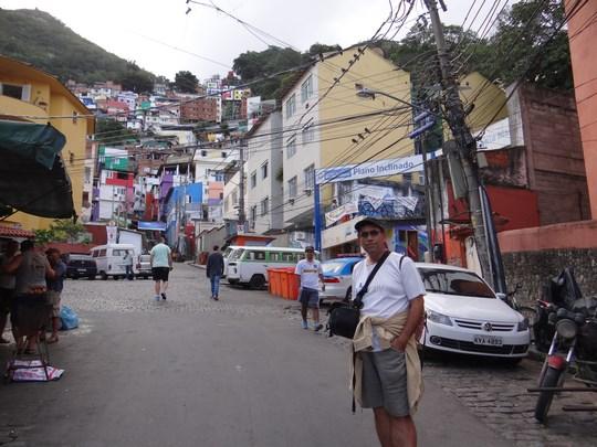 03. In favela din Rio de Janeiro