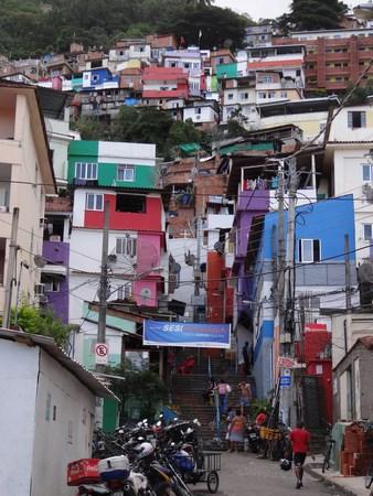 04. Favela Rio de Janeiro