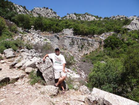 04. Ziduri in Termessos