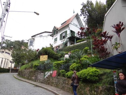 05. Alberto Santos Dumont House - Petropolis