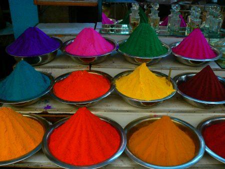 05. Mirodenii din India