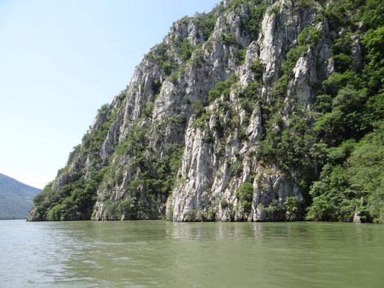 06. Dunarea la Cazane