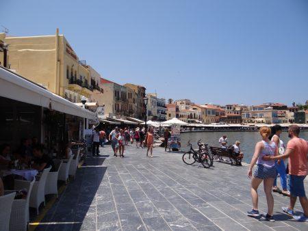 06. Portul vechi - Chania