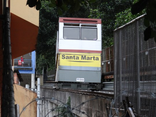 07. Funicular Santa Marta