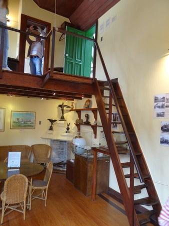 07. Interior - casa lui Dumont