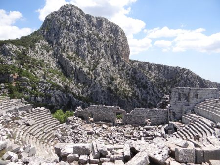 07. Teatrul Termessos