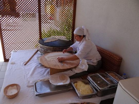 08. Paine la cuptor turceasca