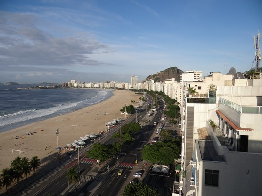 08. Plaja Copabana - Rio de Janeiro