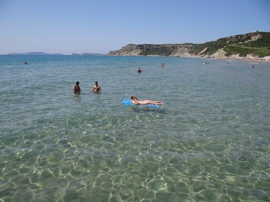08. Plaja Corfu