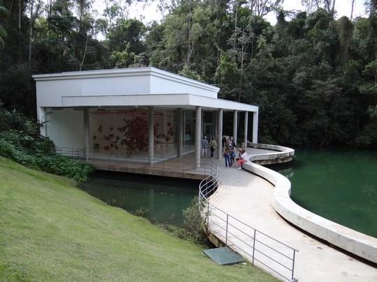 10. Pavilion INHOTIM