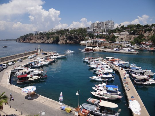 10. Port Antalya