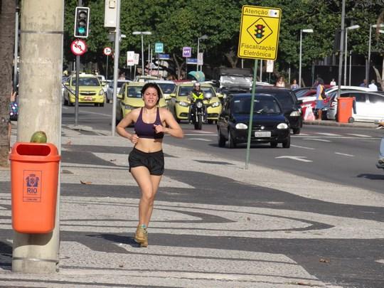 12. Jogging pe Copacabana