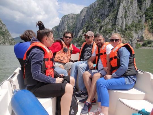 12. Tur pe Dunare