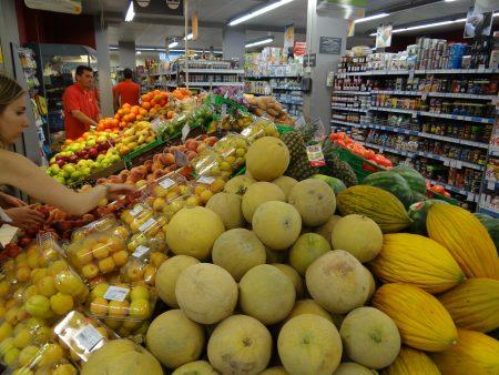 13. Fructe in Mykonos