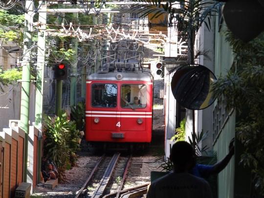 13. Funicular Rio de Janeiro