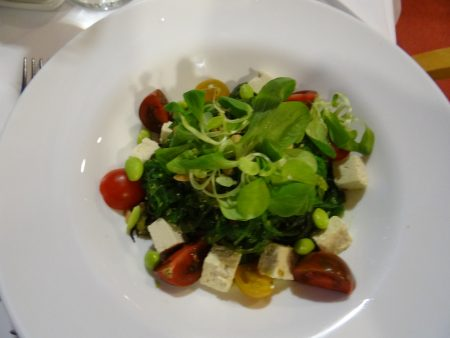 13. Salata de alge