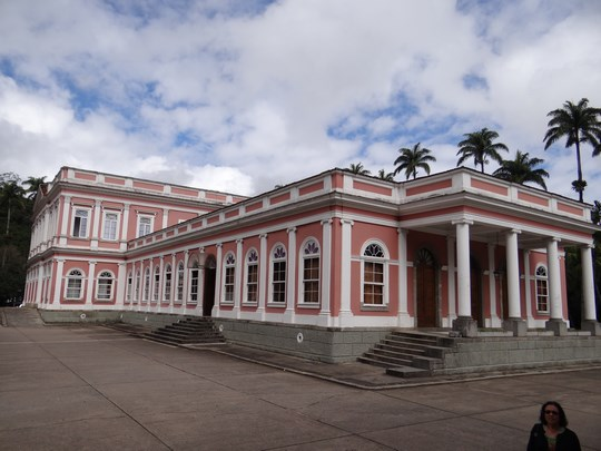14. Palatul Imperial din Petropolis