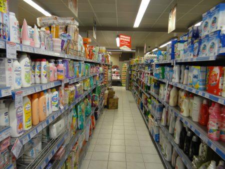 14. Supermarket in Mykonos