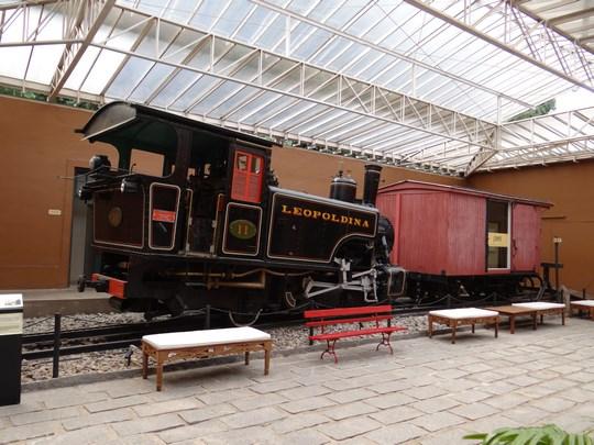 15. Locomotiva de epoca