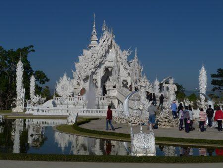 16. White Temple