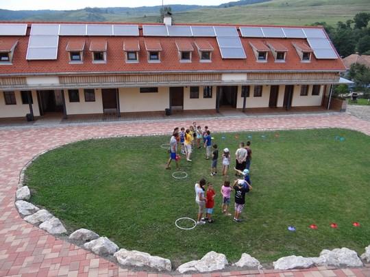 17. Centrul copii Roades