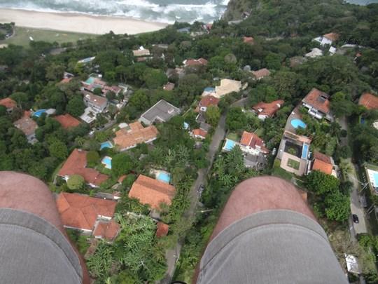 20. Parapanta in Rio de Janeiro