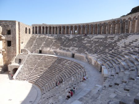 20. Teatrul Aspendos