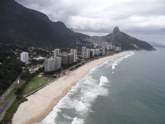 21. Plaja Pepino - Rio de Janeiro