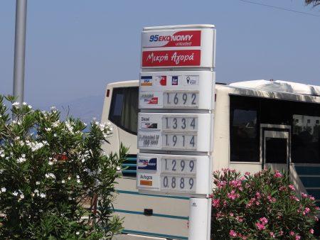 21. Preturi benzina Grecia