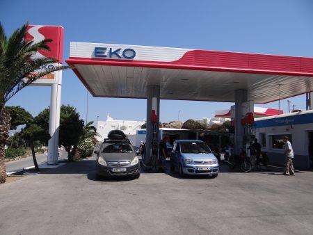 22. Benzinarie Grecia