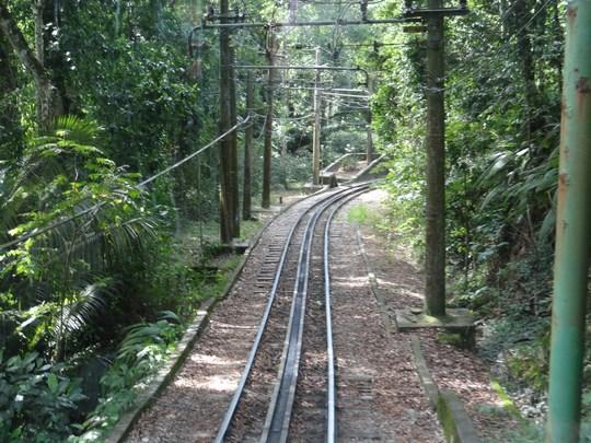 24. Funicularul de la Corcovada