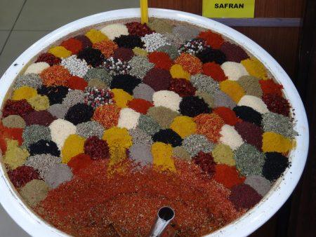 24. Mirodenii turcesti