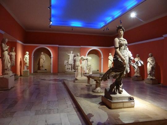 32. Sala muzeu Antalya