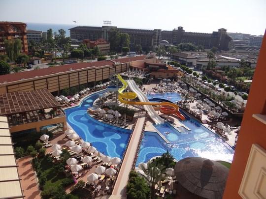 41. Piscina - Villa Side Residence Antalya