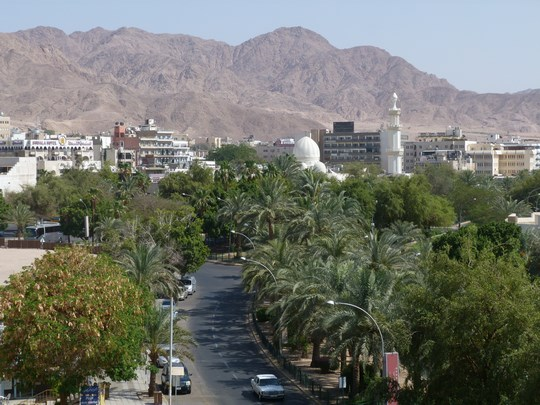 01. Panorama Aqaba