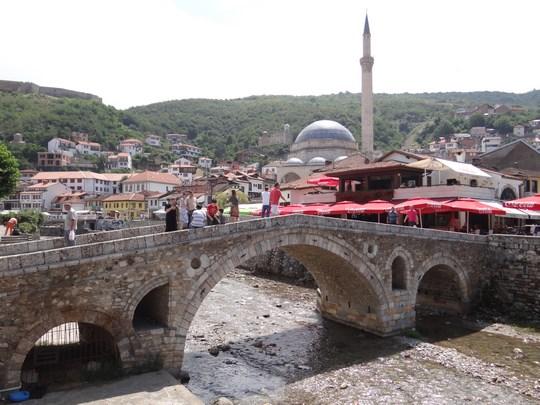 01. Podul turcesc din Prizren