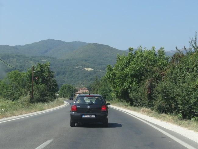 01. Skopje - Ohrid