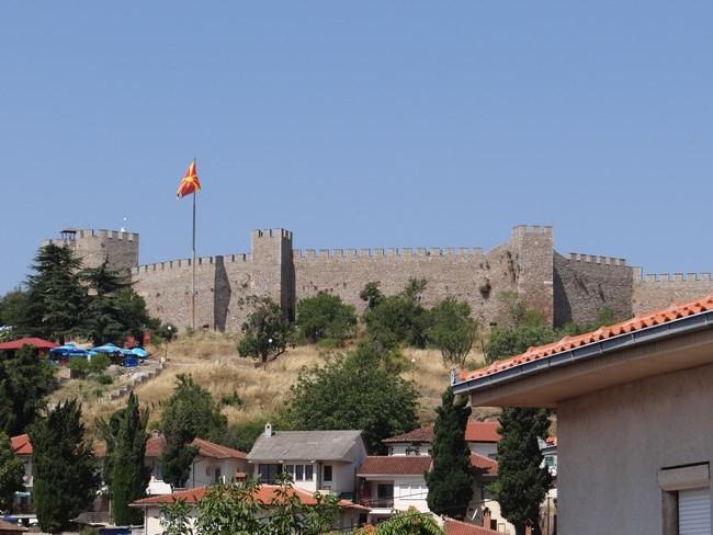 02. Cetatea Ohrid